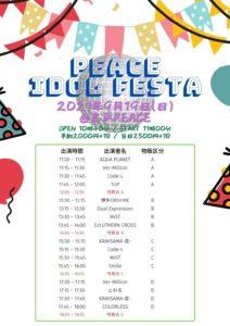 PEACE IDOL FESTA